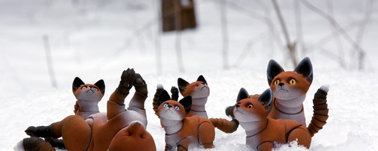The offer is for BJD foxes by Walloya Morring. IT's valid till the 29th of February