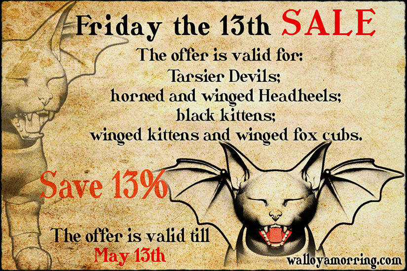 Picture of Friday the 13th sale